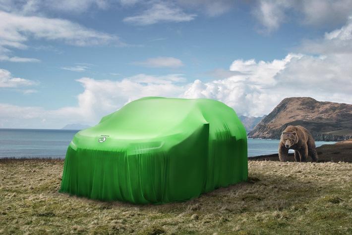 Bären-stark: Das große SUV von SKODA heißt Kodiaq