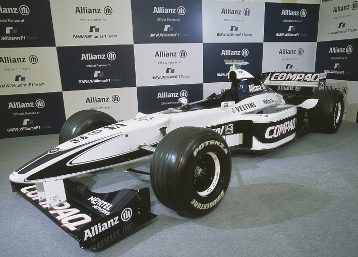 More than worldwide effective sponsoring: Allianz partnership with the BMW WilliamsF1 Team and a unique collaboration with the FIA, governing body of world motorsport