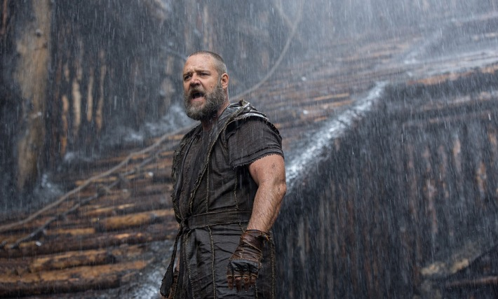 "Russell Crowe rettet als ""Noah"" die Welt!"