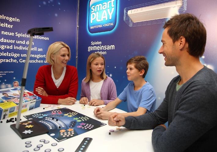 Messeneuheit Gesellschaftsspiel / Ravensburger revolutioniert das Brettspiel