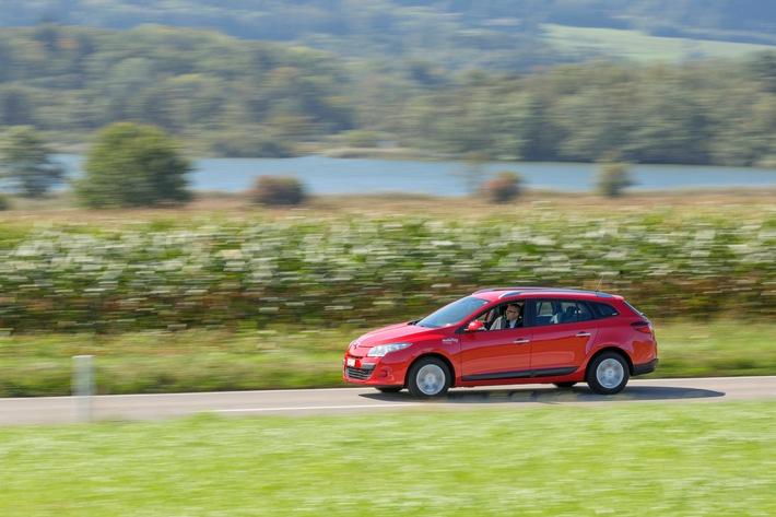 Carsharing-Autos viel umweltverträglicher als Schweizer Durchschnitt