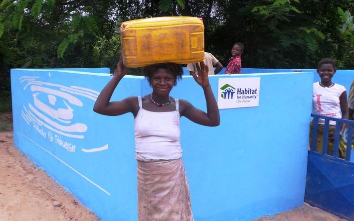"""""""Tag des Wassers"""": KSB unterstützt Hilfsprojekt für die Instandsetzung von Brunnenpumpen / Trinkwasser für rund 1.700 Ivorer"""