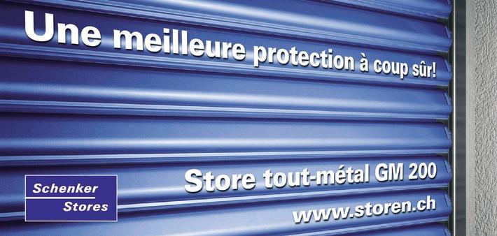 La nouvelle génération de stores allie sécurité et confort
