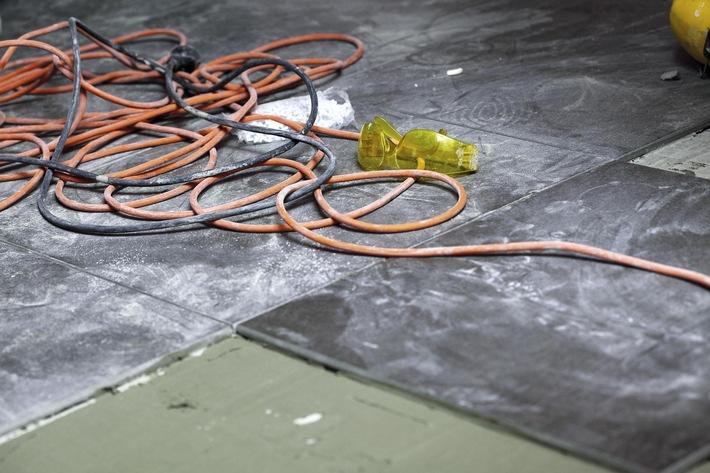 Ein defektes Kabel: Zwei Tote