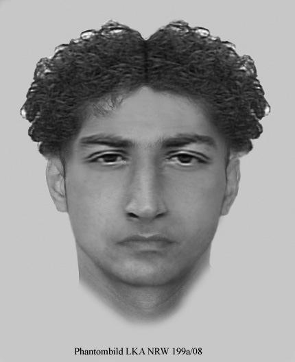 POL-REK: Polizei sucht Räuber mit Phantomfoto - Hürth
