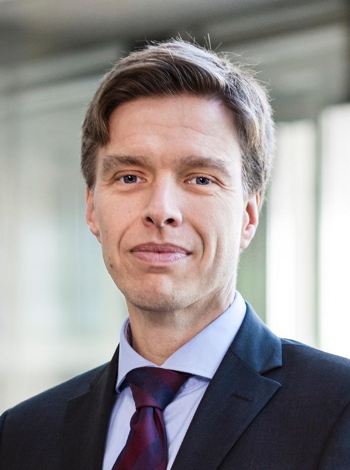 Franke ernennt Lars Völkel zum Mitglied der Konzernleitung