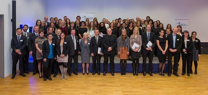 Diplomfeier Universitäre Fernstudien Schweiz 2013