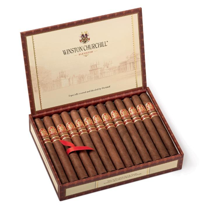 Winston Churchill Cigars: une nouvelle marque à la conquête de l'univers des cigares