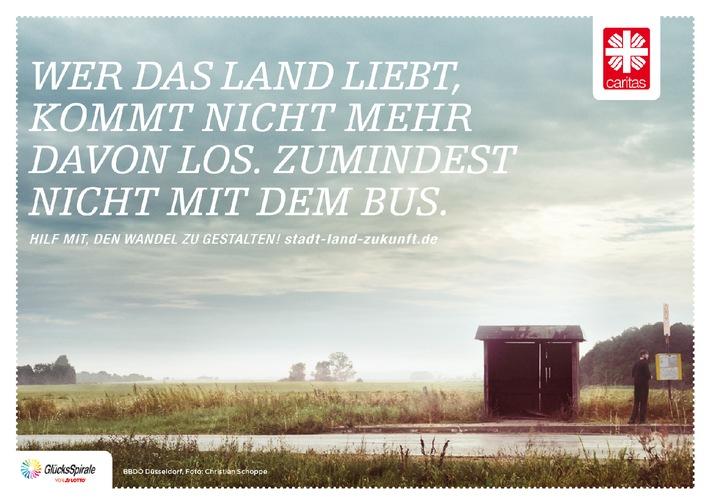 """Stadt-Land-Zukunft"" - Caritas-Kampagne 2015"
