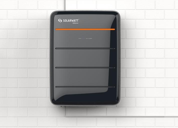 """Effizient und kostengünstig: SOLARWATT revolutioniert mit """"MyReserve"""" die Stromspeichertechnologie"""