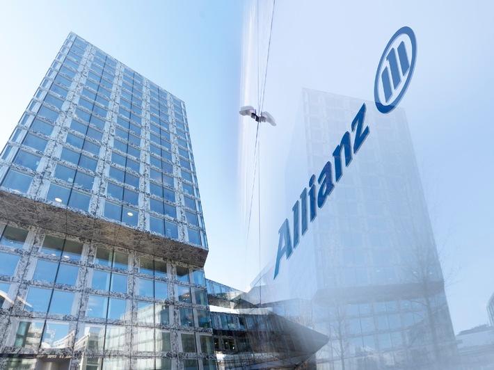 Allianz Suisse Gruppe: Erfreulicher Start ins erste Quartal 2014 (DOKUMENT/BILD)