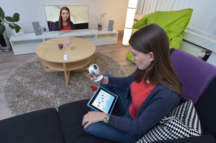 RWE SmartHome integriert Samsung Kamera