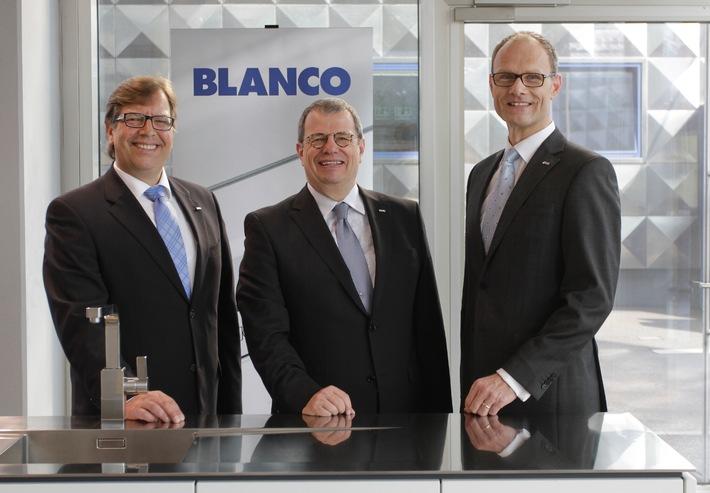 Glänzendes Geschäftsjahr 2012 / Spitzenumsatz beim Spülen-Hersteller BLANCO