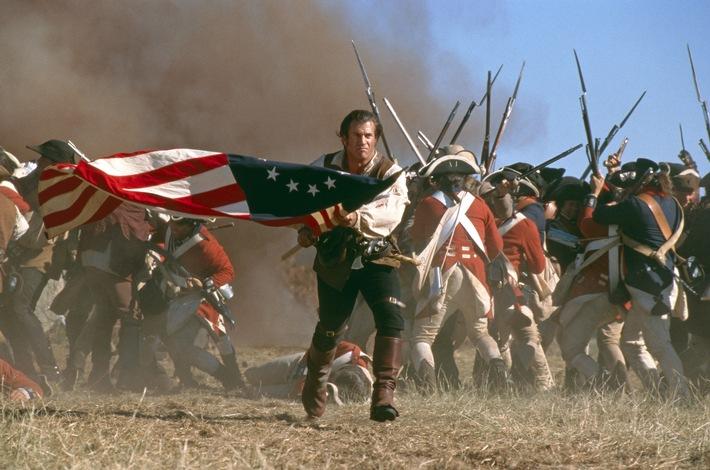 """Action-Abenteuer bei RTL II: """"Mel Gibson - Der Patriot"""""""