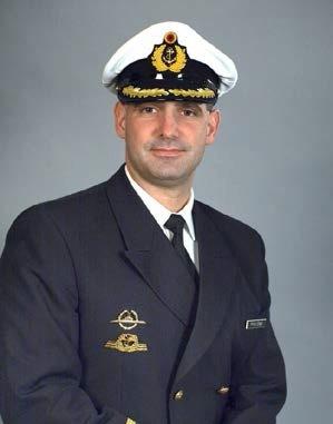 Kommandowechsel beim Seebataillon