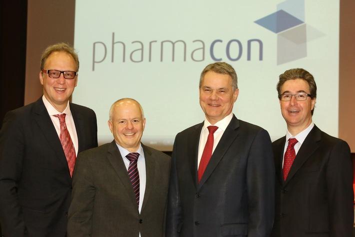 Internationaler Fortbildungskongress pharmacon: Apotheker gewinnen international an Bedeutung