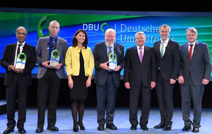 """Gauck fordert von UN, für den Klimaschutz """"endlich das Erforderliche in die Wege zu leiten"""""""
