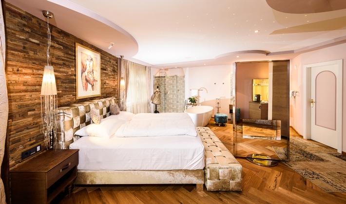 Erstes 5-Sterne-Hotel Europas ausschließlich für Paare