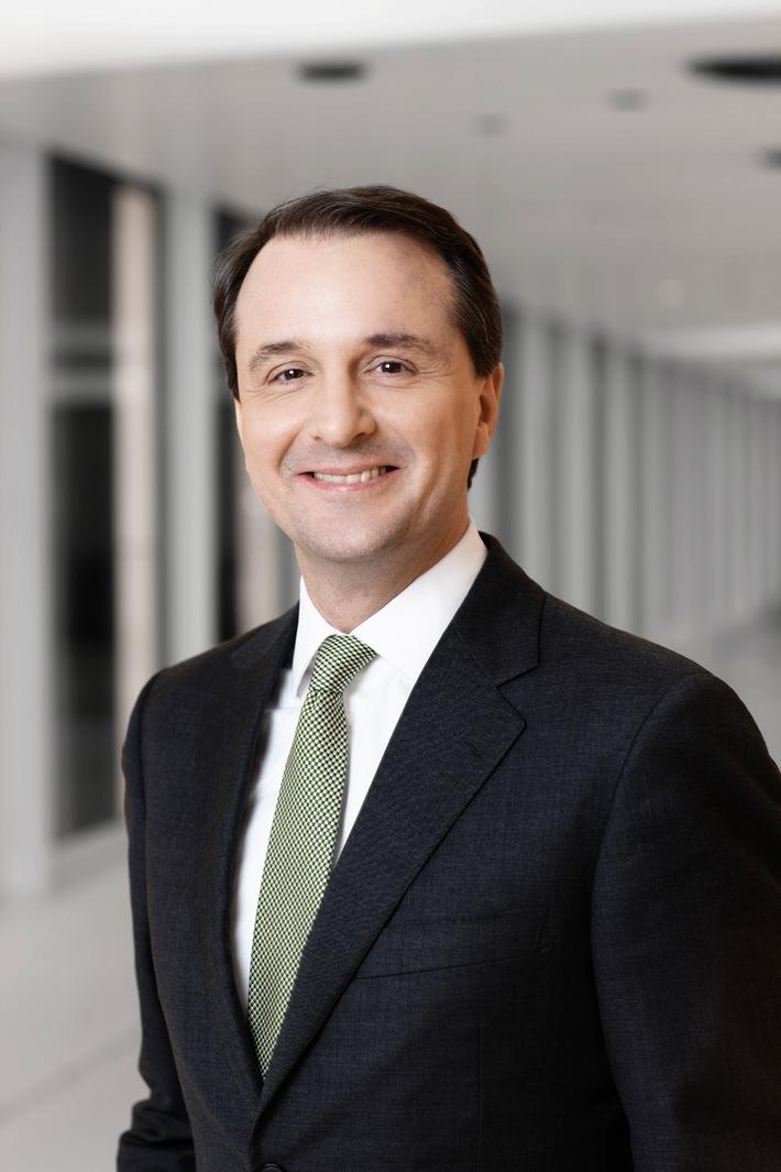 Bertelsmann-Aufsichtsrat beruft Immanuel Hermreck zum Personalvorstand