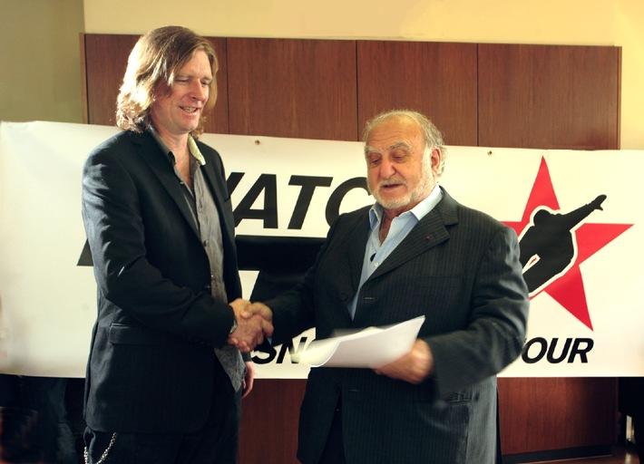 Swatch sigla l'accordo come partner e da cosi il nome al TTR World Tour di Snowboard