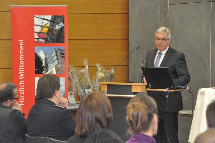 POL-PPWP: Sicherheitsforum: Fachleute aller Bereiche tauschen sich aus