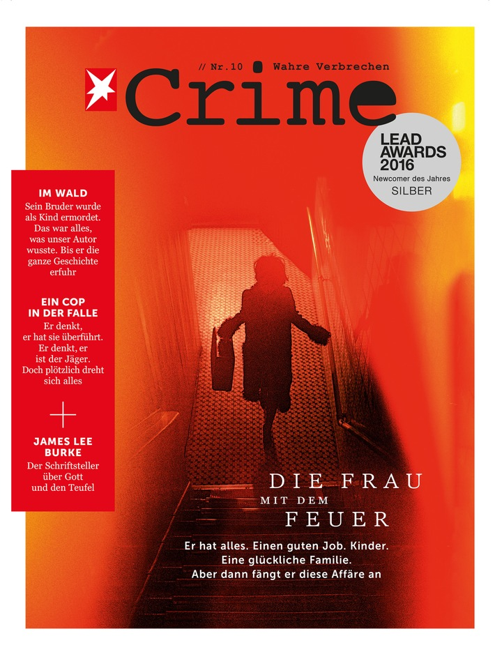 Krimiautor James Lee Burke im STERN CRIME-Interview: