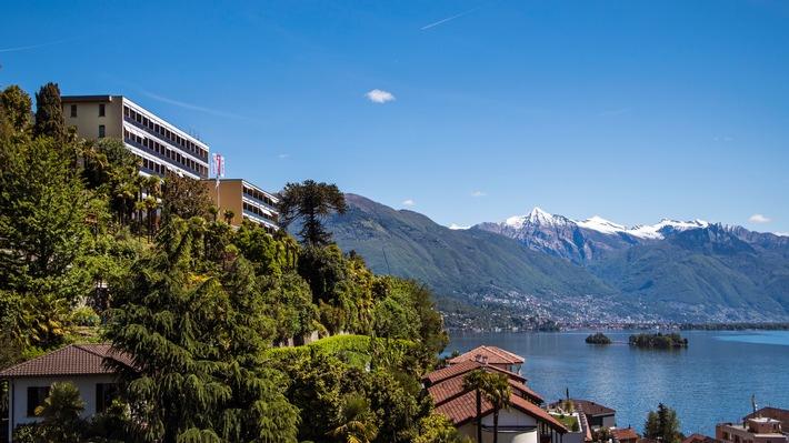 Parkhotel Brenscino unter neuer Leitung eingeweiht / Reka investiert 50 Millionen in die Feriendestination Tessin