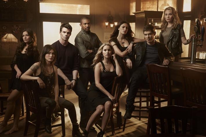 """Mehr Misstery auf sixx: Start des Serien-Spin-Offs """"The Originals"""" und neue Folgen """"Vampire Diaries"""" ab 7. August als Deutschland-Premiere"""