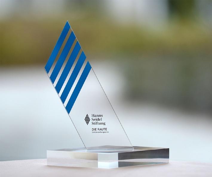 Ausschreibung Schülerzeitungspreis DIE RAUTE / Hanns-Seidel-Stiftung verleiht Preise - Einsendeschluss 31. Juli 2014