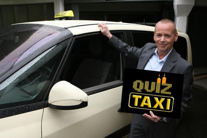 """Das """"Quiz Taxi"""" feiert seinen zweiten Geburtstag!"""