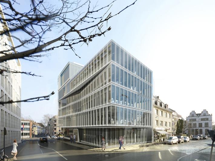 Richtfest für DEG-Erweiterungsbau in der Kölner City
