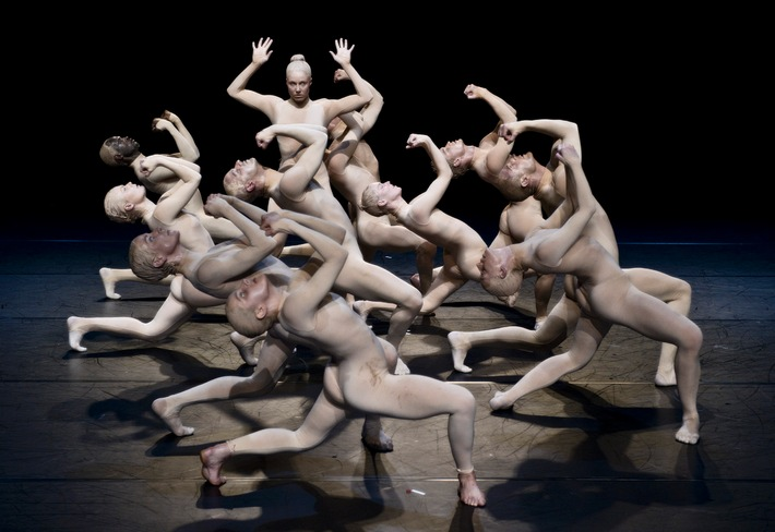 13. Ausgabe Migros-Kulturprozent Tanzfestival Steps  Noch 7 Tage bis zur Premiere in Genf