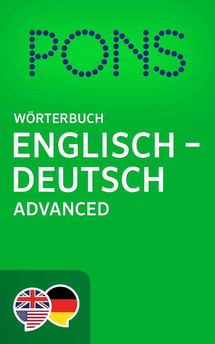 Cleverer Lesebegleiter für die Lektüre in der Originalsprache - PONS Wörterbücher für Amazon Kindle eBook-Reader