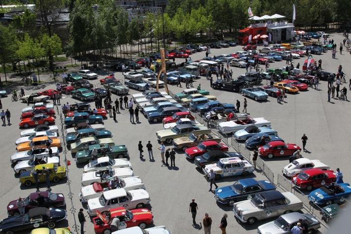 AUTO BILD KLASSIK: Termine für Oldtimer-Rallyes stehen fest