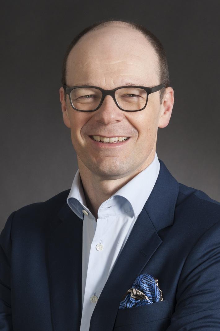Bertrand Jungo nommé CEO d'Admeira