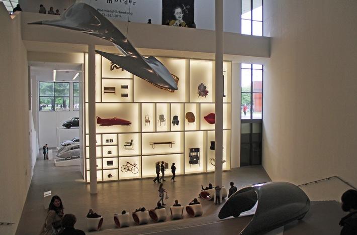 München - Hauptstadt des Designs / Mit der Munich Creative Business Week vom 21.2. bis 1.3.2015 bekräfigt München erneut seine Vorrangstellung als deutsche Design-Hauptstadt