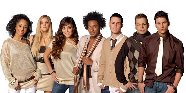Die glorreichen Sieben! Wer singt sich in das POPSTARS-Finale?