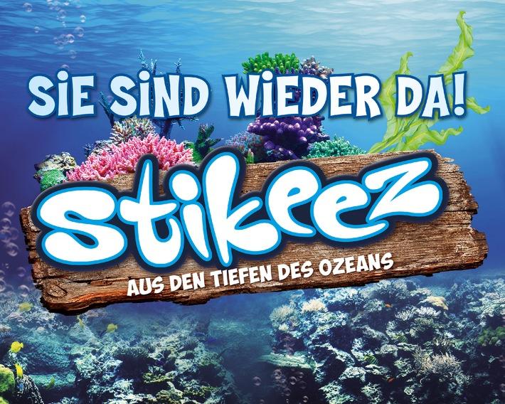 """Ab 2. März heißt es bei Lidl """"Stikeez in Sicht""""/ Die erfolgreiche Sammelaktion wird fortgesetzt und ergänzt um Food- und NonFood-Artikel im Stikeez-Design"""