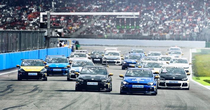 Gazprom und Volkswagen kooperieren im Motorsport