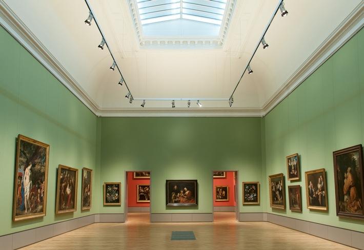 "Rubens, Rembrandt, Vermeer & Co: ""Louvre des Nordens"" wieder eröffnet"