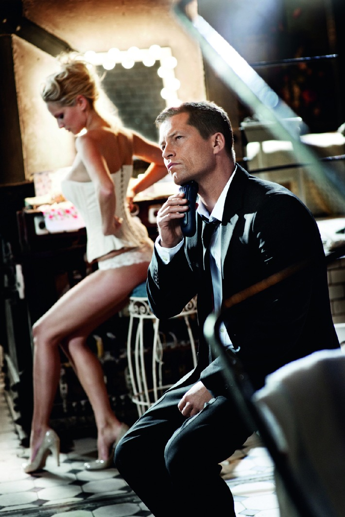 2010 sieht Til Schweiger dank Braun einfach verboten gut aus! / Auch in diesem Jahr ist er das Gesicht der Marke Braun für den Series 3 350cc und die limitierte Edition des bodycruZers (mit Bild)