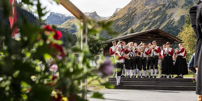 Denken und Lauschen am Berg - Der Kultursommer in Lech Zürs am Arlberg