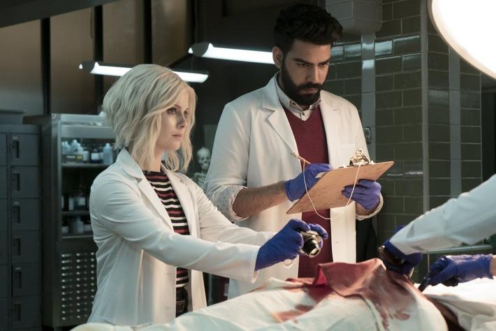 """Dritte Staffel """"iZombie"""" ab 19. Oktober als Deutschland-Premiere auf sixx"""