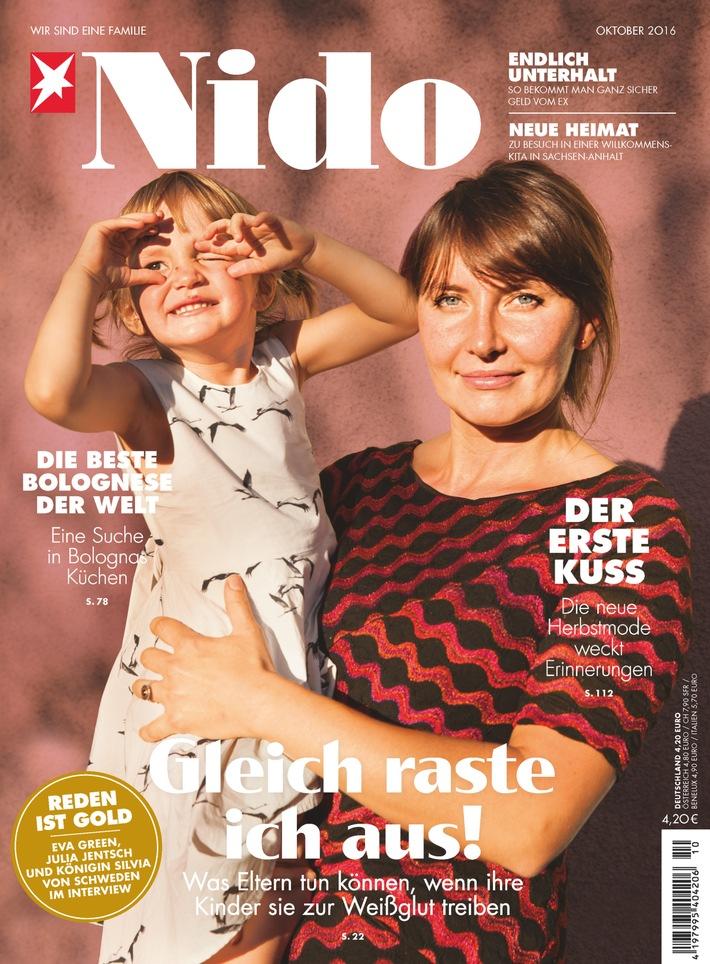 """""""Eltern sein ist nicht einfach, aber Kind sein noch schwerer"""" - Königin Silvia von Schweden im NIDO-Interview"""