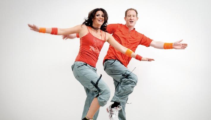 Zumba und Fitness für Singles mit Dancing Star Nicole Kuntner