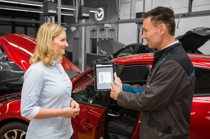 J.D. Power Kundenzufriedenheitsstudie: Mazda überzeugt mit hervorragendem Service