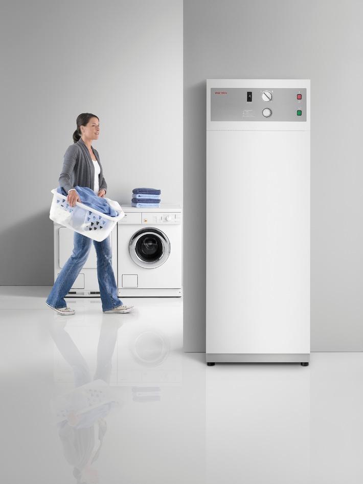 Strom und Wärme intelligent verheiraten / Energiemanagement für PV-Anlage und Warmwasserwärmepumpe steigert Rentabilität