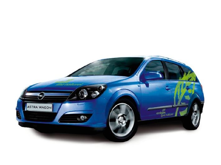 Gasmobil: Erdgas als Treibstoff für Hightech Fahrzeuge