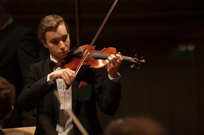 SJSO Schweizer Jugend-Sinfonie Orchester - Frühjahrstournee 2017