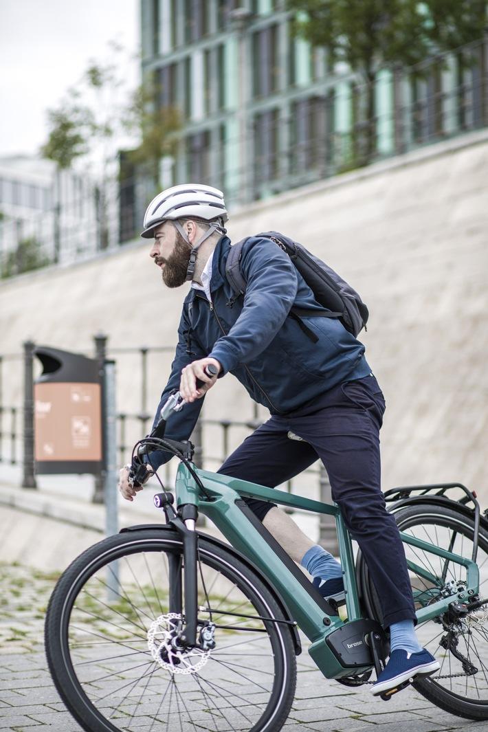 Press release: Brose showcases new e-bike motor product family at the IAA